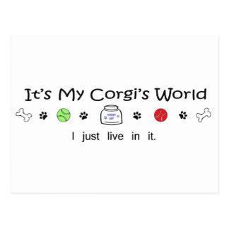 Corgi Postal