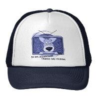 Corgi Television Invasion Hat