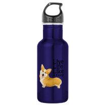 Corgi Waterbottle Stainless Steel Water Bottle