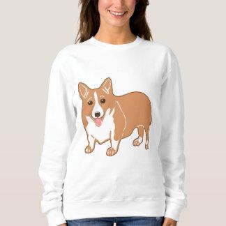 Corgi Women's Sweatshirt