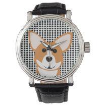 Corgi Wristwatch