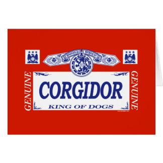 Corgidor Card