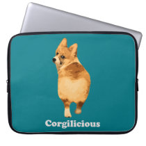 Corgilious Laptop Sleeve