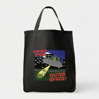 Corgis from Outer Space Bags