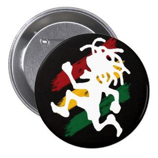 Cori Reith Rasta reggae Buttons