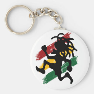 Cori Reith Rasta reggae Key Chains
