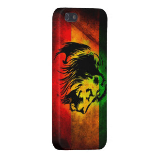 Cori Reith Rasta reggae lion Case For iPhone SE/5/5s