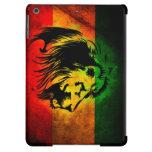 Cori Reith Rasta reggae lion iPad Air Cases