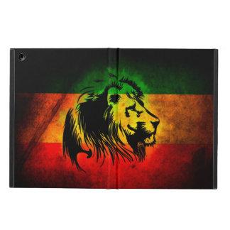 Cori Reith Rasta reggae lion iPad Air Cover