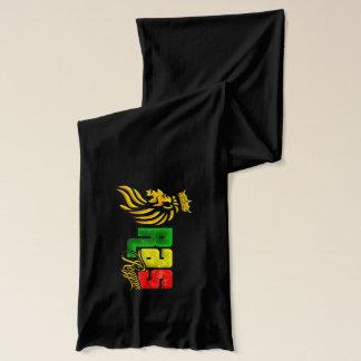 Cori Reith Rasta reggae lion Scarf