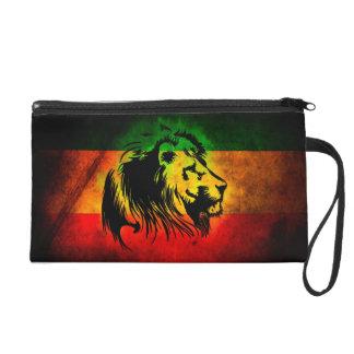 Cori Reith Rasta reggae lion Wristlet
