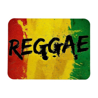 Cori Reith Rasta reggae Magnet