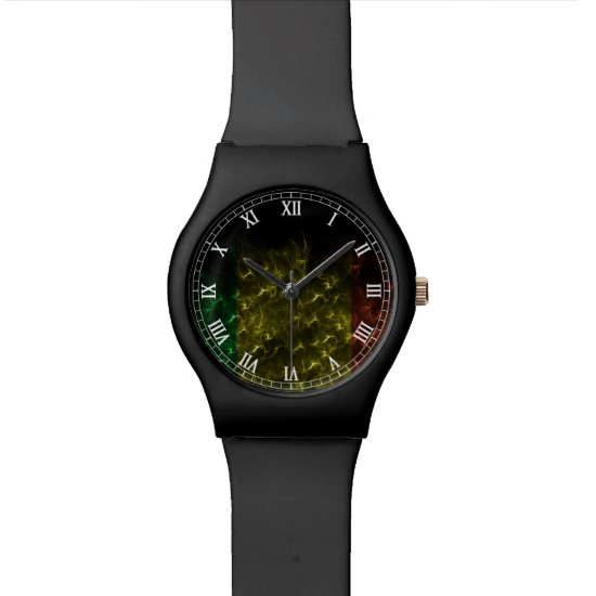 Cori Reith Rasta reggae music rasta flames Watch