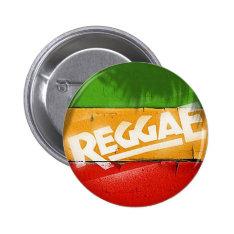 Cori Reith Rasta reggae music rasta Pinback Button at Zazzle