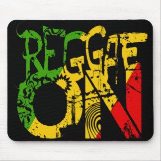 Cori Reith Rasta reggae rasta man music graffiti Mouse Pad