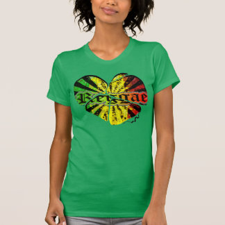 Cori Reith Rasta reggae rasta man music graffiti T-Shirt