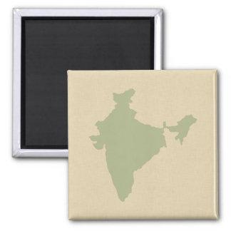 Coriander Spice Moods India Magnet