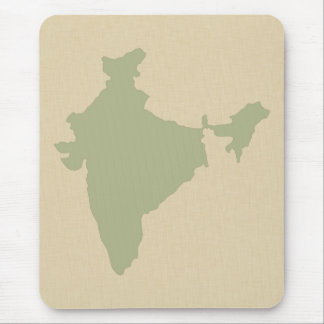 Coriander Spice Moods India Mouse Pad