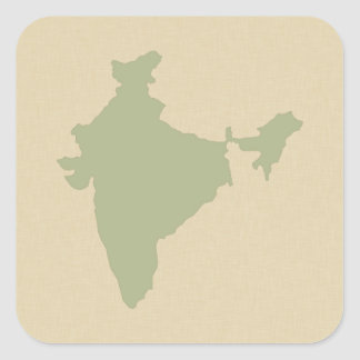Coriander Spice Moods India Sticker