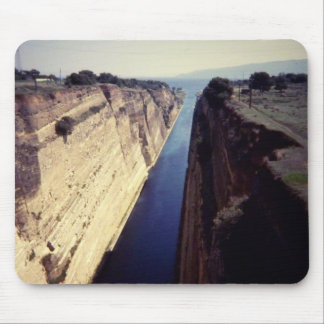 Corinth Canal mousepad