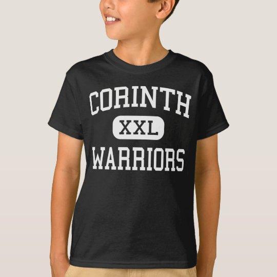 Corinth - Warriors - High - Corinth Mississippi T-Shirt