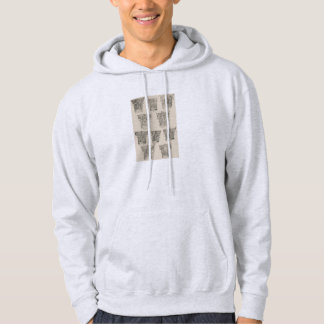 Corinthian and Composite Capitals Hoody