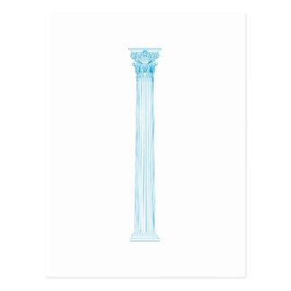 Corinthian Column Postcard