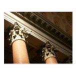 Corinthian Columns Postcards