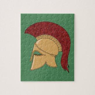 Corinthian Helmet Jigsaw Puzzle