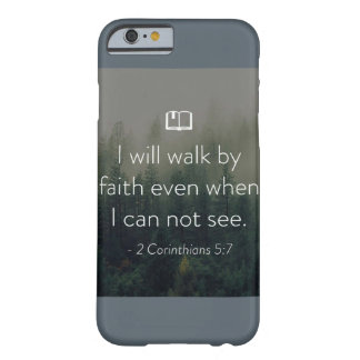 Corinthians Barely There iPhone 6 Case