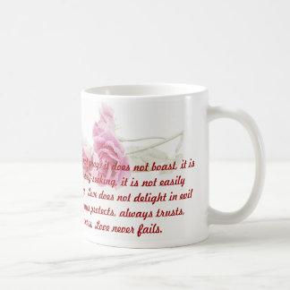 Corinthians Bible Verse Coffee Mug