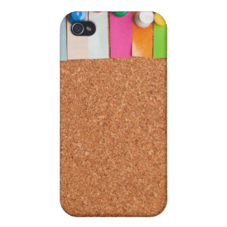 Cork board and heading for six letter word iPhone 4 cases