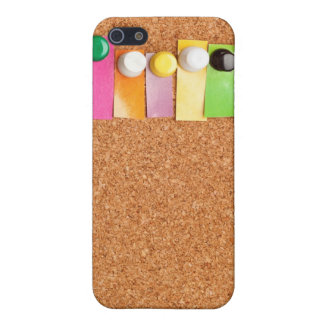 Cork board and heading for twelve letter word iPhone 5 case