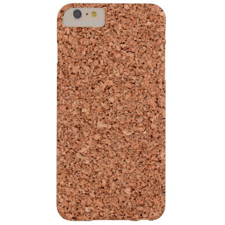 Cork Board Barely There iPhone 6 Plus Case