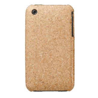 Cork Board iPhone 3 Case-Mate Cases