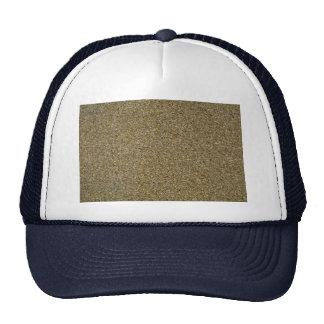 Cork board mesh hat