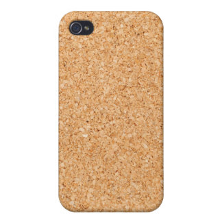 Cork Board Case For iPhone 4