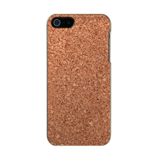 Cork Board Metallic iPhone SE/5/5s Case