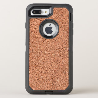 Cork Board OtterBox Defender iPhone 8 Plus/7 Plus Case