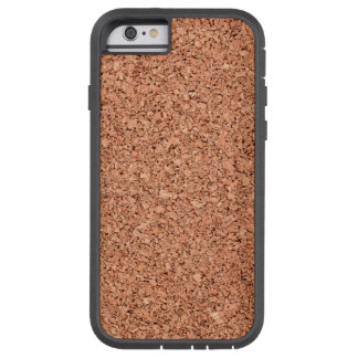 Cork Board Texture Tough Xtreme iPhone 6 Case