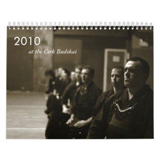 Cork Budokai Calendar 2010