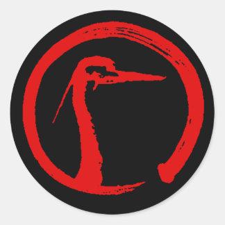 Cork Budokai Dou buttons / Stickers