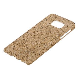 Cork Close Up Photograph Samsung Galaxy S7 Case
