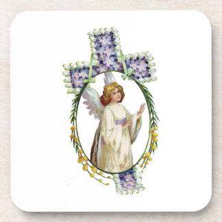 Cork Coaster: Easter Morn Coaster