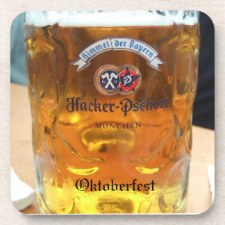 Cork Coaster: Oktoberfest Stein of Bavarian Beer Coaster