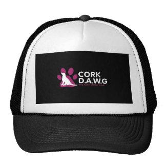 Cork Dog Action Welfare Group Cap Trucker Hat