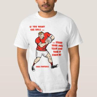 Cork Gaelic Football Tee Shirt