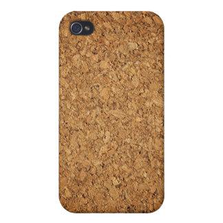 Cork iPhone 4 Case