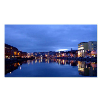 Cork Ireland Business Card