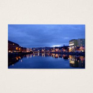 Ireland souvenirs business cards templates zazzle cork ireland business card reheart Choice Image